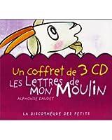 Coffret 3 CD : Les Lettres De Mon Moulin