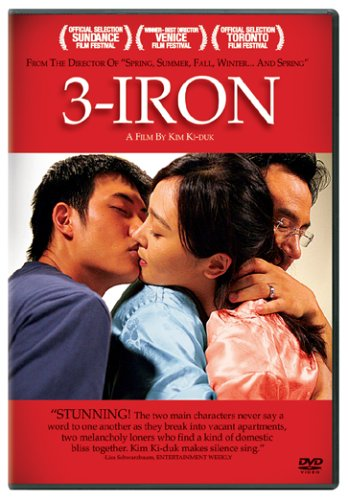 Cover art for  3-Iron