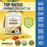 Coconut Oil Extra Virgin Organic For Hair, Skin, Cooking & Smoothies - Pure Premium Grade, Unrefined From The Beautiful Island Of Fiji And The Tropics - Thera Vita, Lifetime Guaranteed (30)
