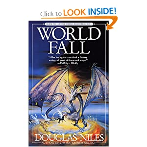 World Fall: Book 2 of the Seven Circles Trilogy by Douglas Niles