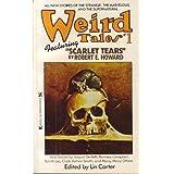 Weird Tales No. 1by Lin Carter