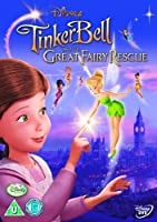 Tinker Bell and the Great Fairy Rescue [DVD]