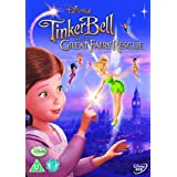 Tinker Bell and the Great Fairy Rescue [DVD]by Mae Whitman