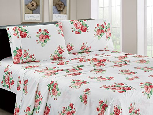 Beverly-Hills-1800-Series-Ultra-Soft-Printed-3-PC-Sheet-Set-Twin-Rose