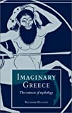 Cover of Imaginary Greece by Richard Buxton 0521338654