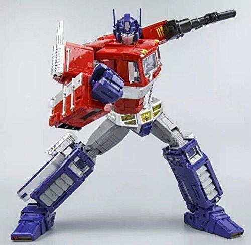 Transformers Weijiang M01 Commander Oversize AOE Evasion Optimus Prime