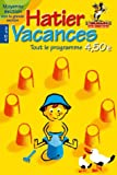 img - for Hatier vacances : Tout le programme vers la grande section book / textbook / text book