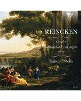 Musique pour Clavecin et pour Orgue (Intégrale)