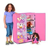Disney Minnie Free Standing Closet