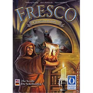 Fresco Expansion 7 Scrolls