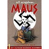 Maus I: A Survivor's Tale: My Father Bleeds History ~ Art Spiegelman