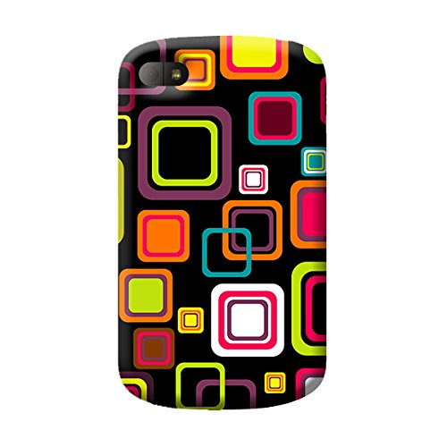 Garmor Seamless Colorful Design Plastic Back Cover For Blackberry Q10 (Seamless Colorful - 2)