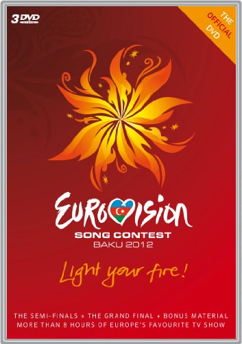 Eurovision Song Contest Baku 2012 [Edizione: Regno Unito]