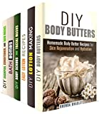 Take Care of Your Skin and Hair Box Set (6 in 1): Organic Body Butters, Lotion, Body Scrubs, Facial Masks and Shampoo Recipes to a Beautiful You! (Organic Beauty Products)