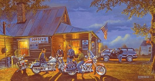 Let the Good Times Roll 500 Piece Jigsaw Puzzle