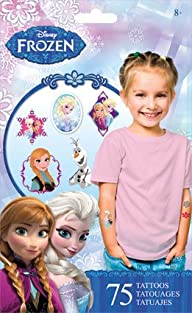 Disney Frozen Temporary Tattoos