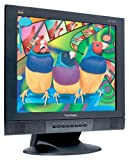 "ViewSonic VG700B-2 17"" LCD Monitor (Black)"