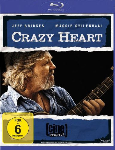 Crazy Heart - Cine Project [Blu-ray]