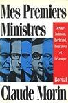 Mes premiers ministres
