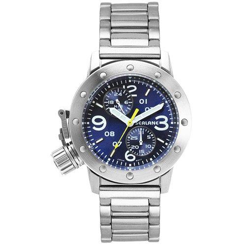 [シーレーン]SEALANE 腕時計 20BAR N夜光 SE41-MBL メンズ