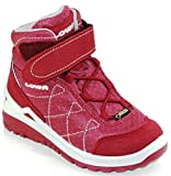 Lowa Ferrox GTX Mid Girls - berry/white