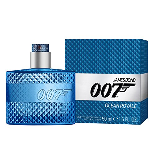 James Bond 007 Ocean Royale Acqua Di Colonia - 50 ml