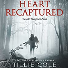 Heart Recaptured Audiobook by Tillie Cole Narrated by Bunny Warren, Biff Summers, J.F. Harding