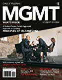MGMT5 (with Management CourseMate Printed Access Card) (Engaging 4ltr Press Titles for Management)