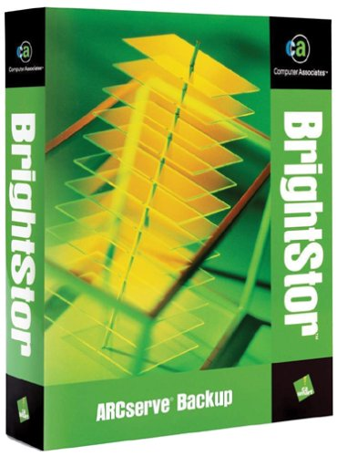 Brightstor Arcserve Backup V9