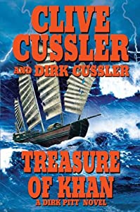 "Cover of ""Treasure of Khan (Dirk Pitt)"""