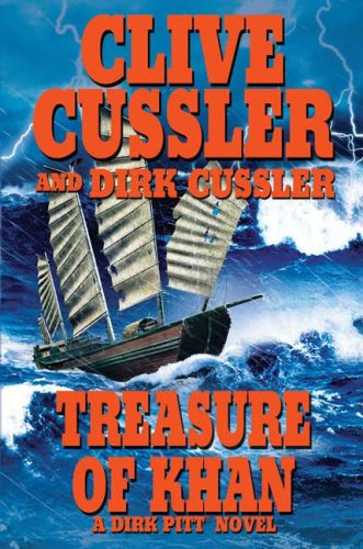 Treasure of Khan (Dirk Pitt Adventure)