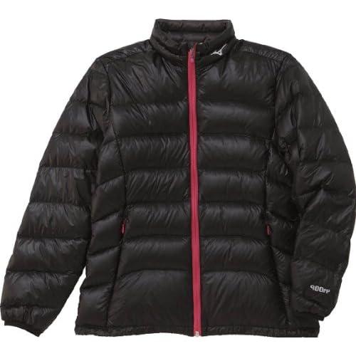(ミズノ)Mizuno ブレスサーモダウン リフレクションギア スーパーライトウェイト ジャケット 73MW526 09 ブラック L