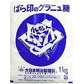 バラ印 グラニュー糖 1kg