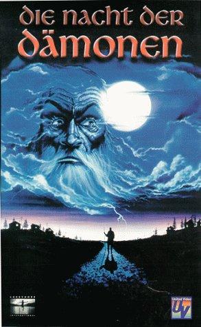 Die Nacht der Dämonen [VHS]