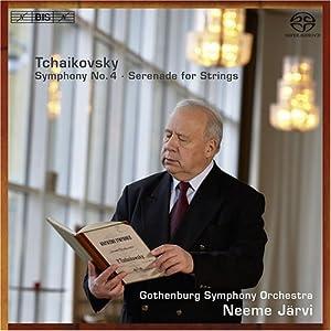 Tchaikovsky: Symphony, No. 4: Serenade for Strings