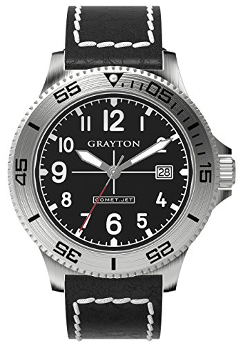 grayton-cometjet-mens-quartz-watch-with-black-dial-analogue-display-and-black-leather-strap-gr-0014-