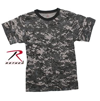 c4073b62ab424f ロスコ Tシャツ アーバンデジタル ROTHCO MENS SUBDUED UR