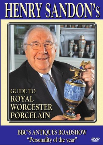 Henry Sandon's Guide to Royal Worcester Porcelain [DVD]