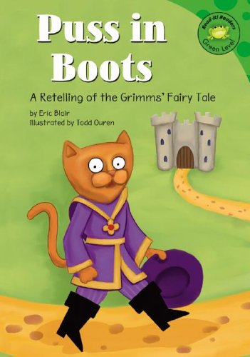 Puss in Boots (Read-It! Readers)