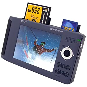 Wolverine ESP 80 GB Portable Multimedia Storage Player