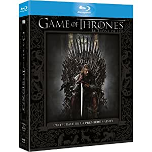 Game of Thrones, saison 1 - coffret 5 Blu-ray