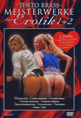 Tinto Brass - Meisterwerke der Erotik 1 + 2 [2 DVDs]