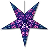 Purple Punch Star Lamp