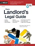 img - for Every Landlord's Legal Guide book / textbook / text book