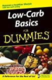 Low-Carb Basics for Dummies (For Dummies S.)