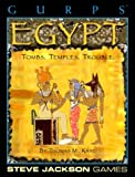 GURPS Egypt (GURPS: Generic Universal Role Playing System)