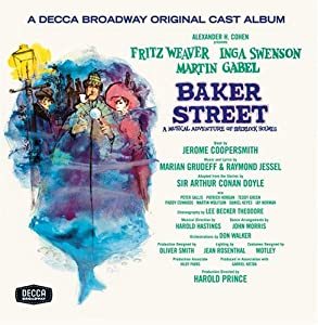 Baker Street [Original Broadway Cast Album]