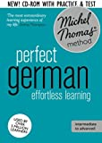 Perfect German: Revised (Learn German with the Michel Thomas Method)