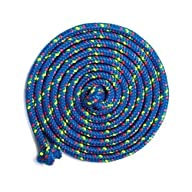Blue Confetti Jump Rope 8′