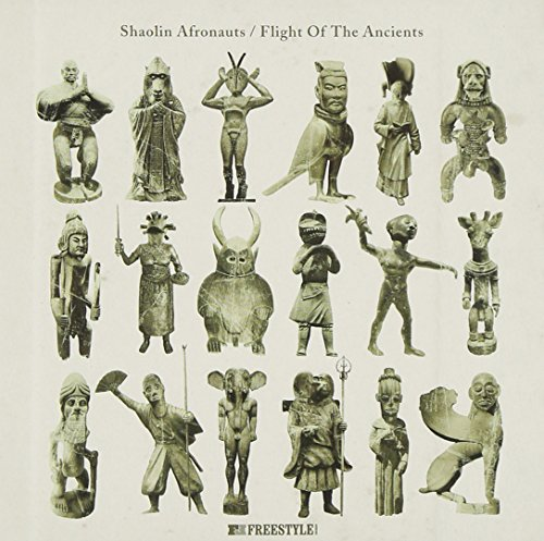 The Shaolin Afronauts - Flight of the Ancients - Zortam Music